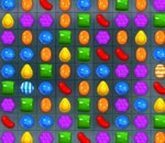 Онлайн игра Candy Crush.